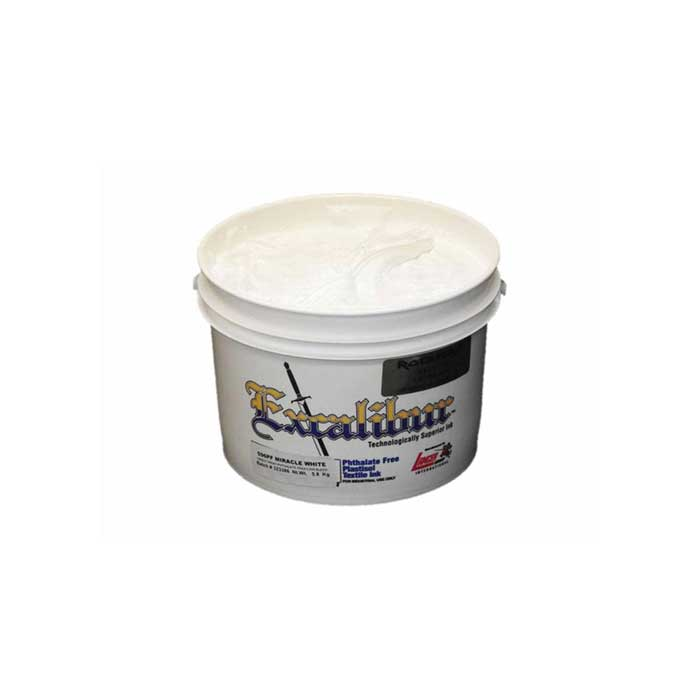 1 Gallone 596 MIRACLE WHITE Excalibur