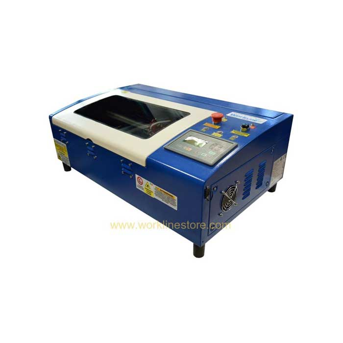 Plotter Laser Co2 Desktop 370x200mm 40W