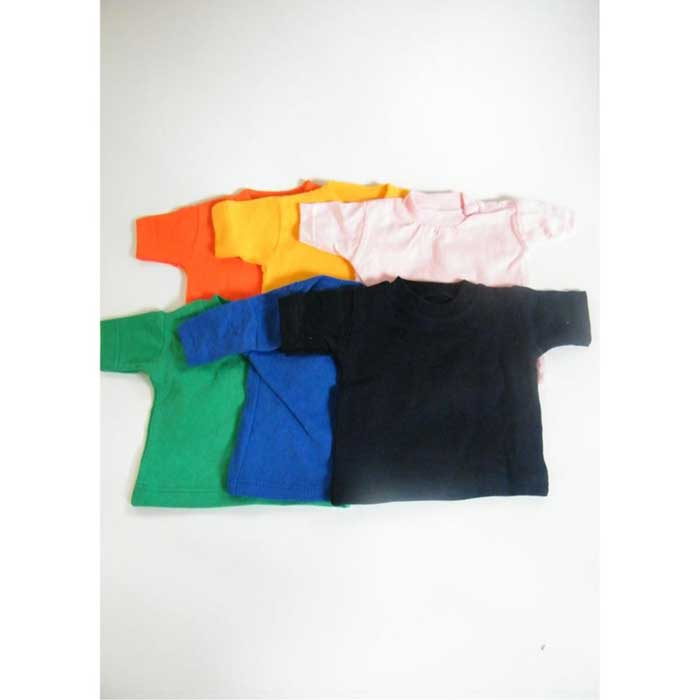 Mini T-Shirt in Cotone