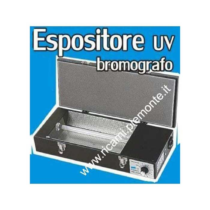 Espositore UV bromografo (art. GB)