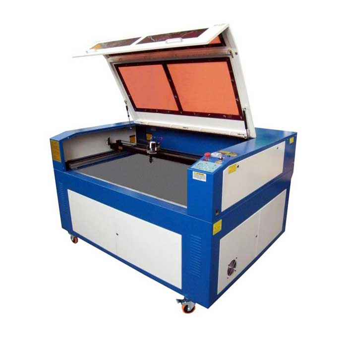 Plotter Laser Co2 1200x900mm con Telecamera